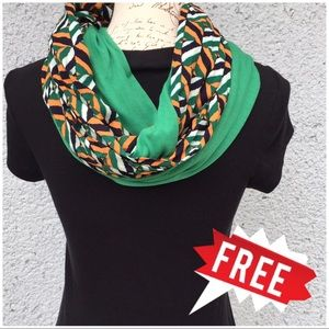 Accessories - FREE infinity Scarf NWOT